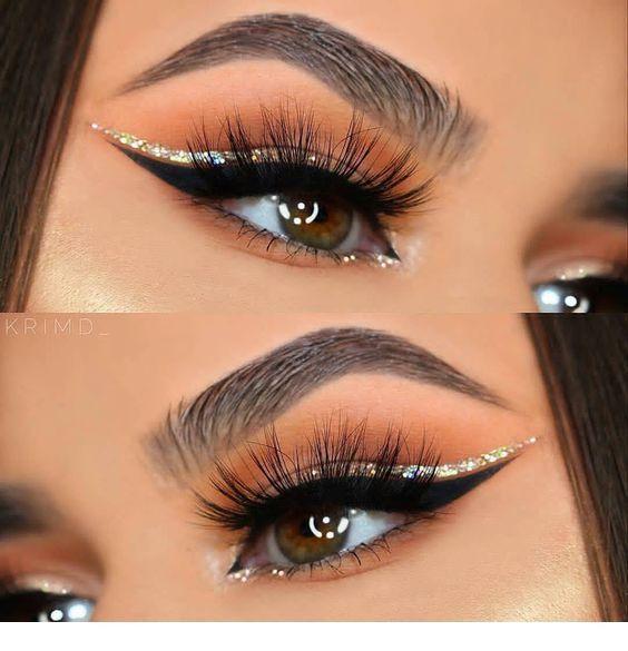 بهترین آرایش چشم