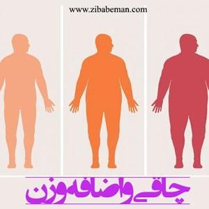 درباره چاقی و اضافه وزن چه می دانید ؟