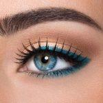 مدل خط چشم رنگی