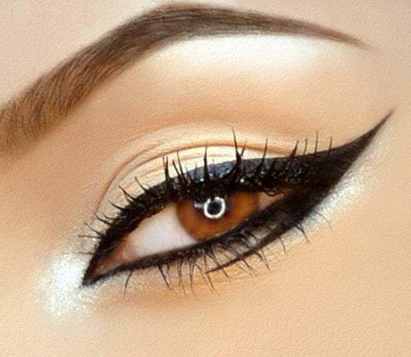 مدل خط چشم بلند