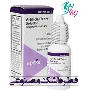 قطره اشک مصنوعی و هر آنچه که درباره آن باید بدانید