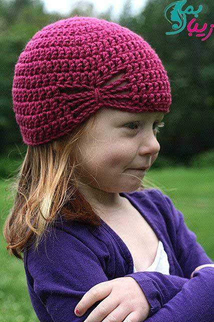 مدل کلاه بچگانه زیبا