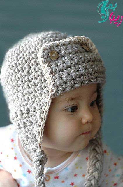 کلاه کودک و شیک