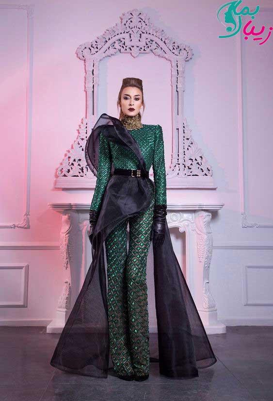 مدل لباس پوشیده بانوان