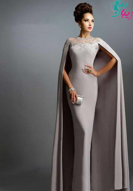 بیش از ۳۰ مدل جدیدترین و شیک ترین لباس مجلسی پوشیده