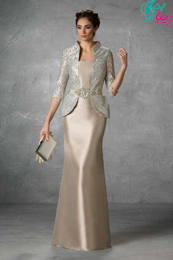 مدل لباس مجلسی پوشیده زنانه