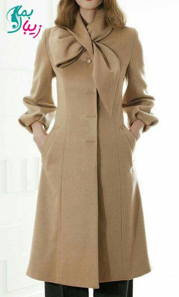 مدل پالتو بلند ایرانی