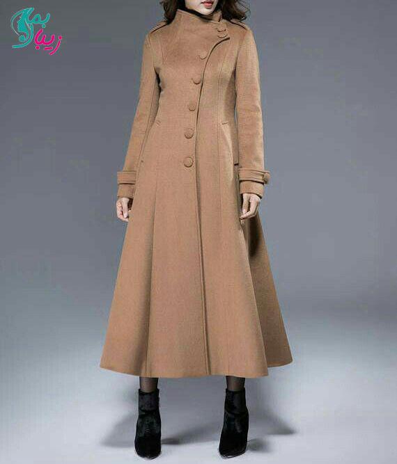 مدل پالتو ایرانی بلند