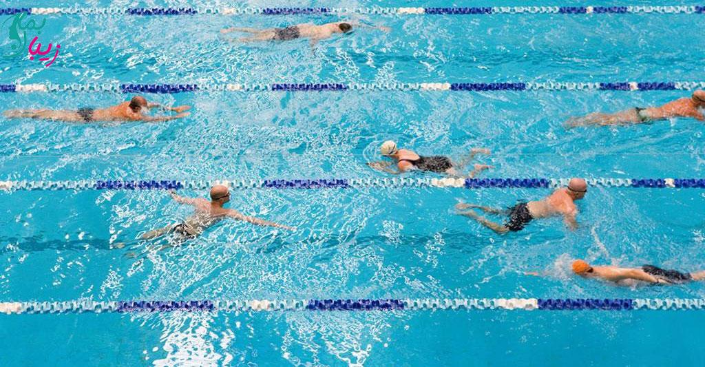 شنا کردن