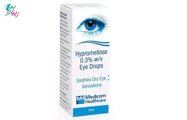موارد استفاده از قطره استریل چشمی