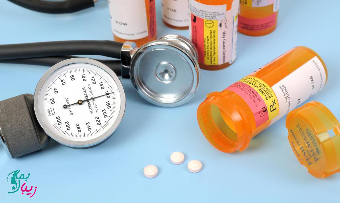 دارو افزایش دهنده فشار خون