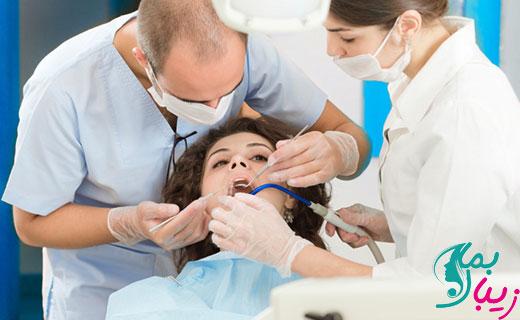 بعد از کشیدن دندان