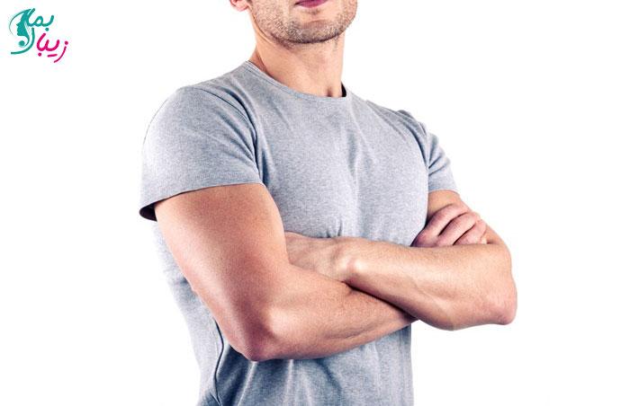 عوامل خطر در درد سینه در مردان