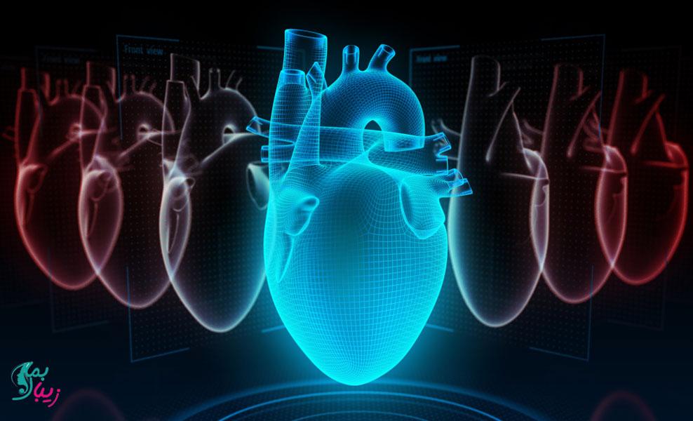 عوارض نارسایی قلبی