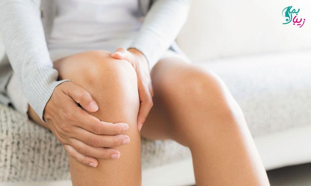 علت زانو درد