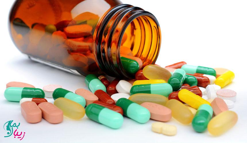داروهایی که باعث بی اختیاری ادرار می شود