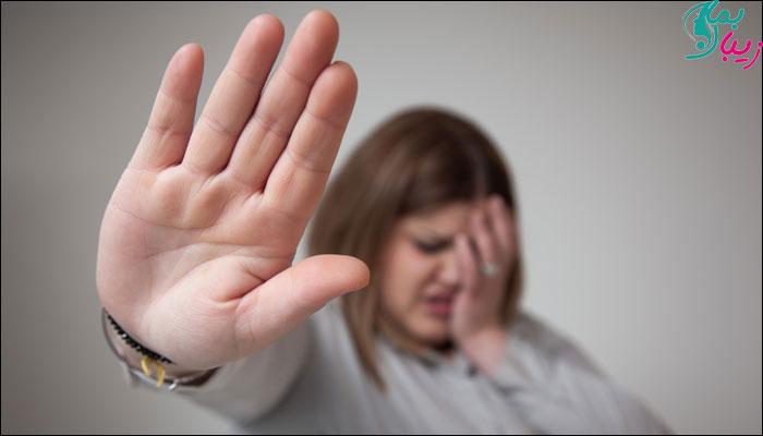 پیشگیری و مقابله با نقش استرس بر چاقی