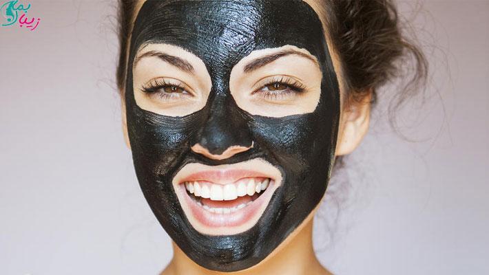 فواید ماسک صورت با زغال فعال از سلامت پوست تا مبارزه با آکنه
