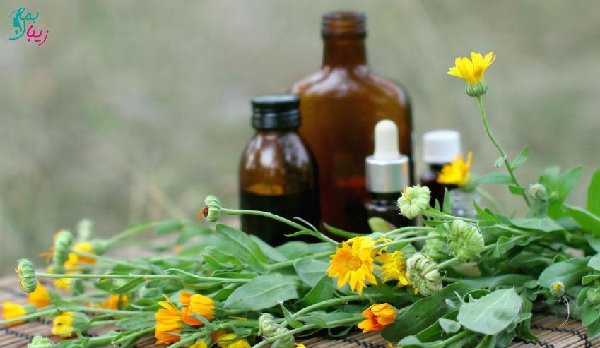 درمان های خانگی آلرژی