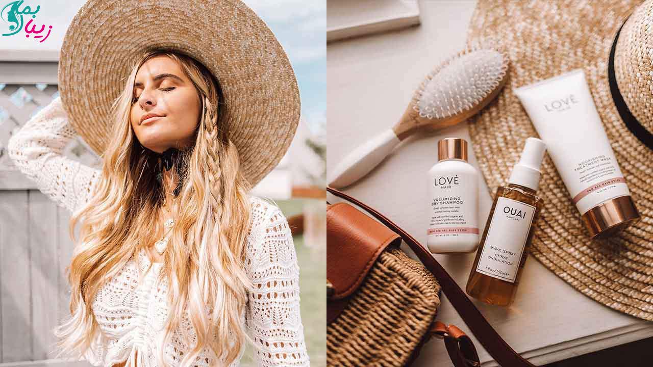 محصولات حاوی ضد آفتاب را امتحان کنید