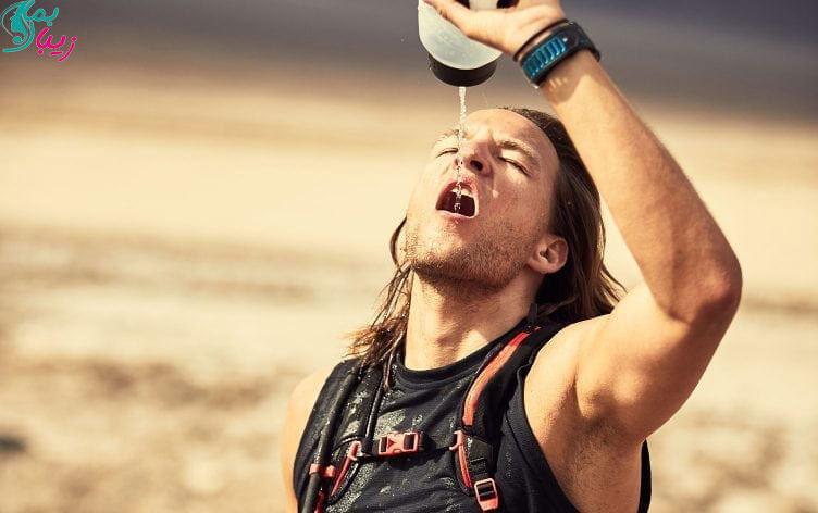 بدنتان کمبود آب دارد