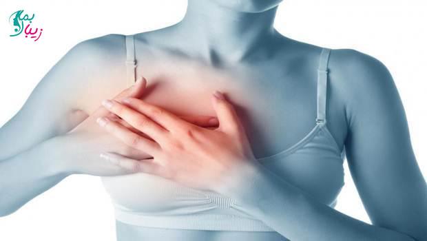 ۸ علائم سرطان سینه که باید آن را جدی بگیرید
