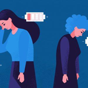 احساس خستگی و بی حالی نشانه چیست ؟ + درمان