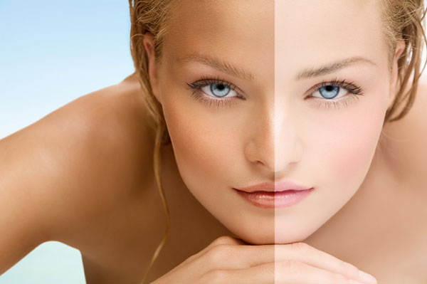 عوارض برنزه کردن پوست