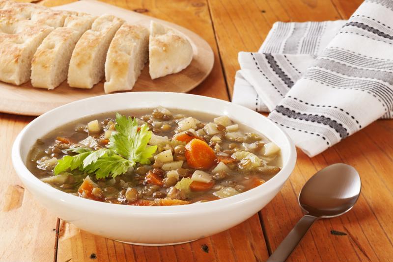 سوپ برای کبد چرب