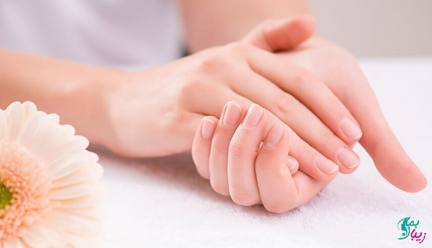 درمان پیری پوست دست و پیشگیری از آن
