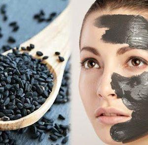 انواع ماسک سیاه دانه برای لک صورت