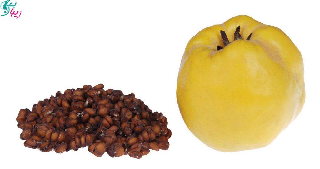 دمنوش دانه به برای پاییز