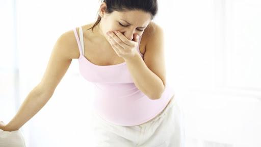 درمان تهوع صبحگاهی در بارداری