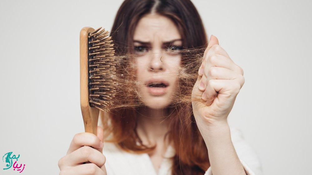 علت ریزش مو در پاییز چیست