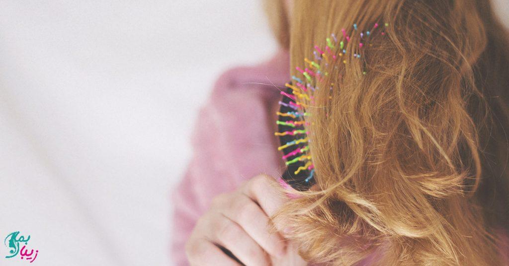 جلوگیری از ریزش موی فصلی در فصل پاییز