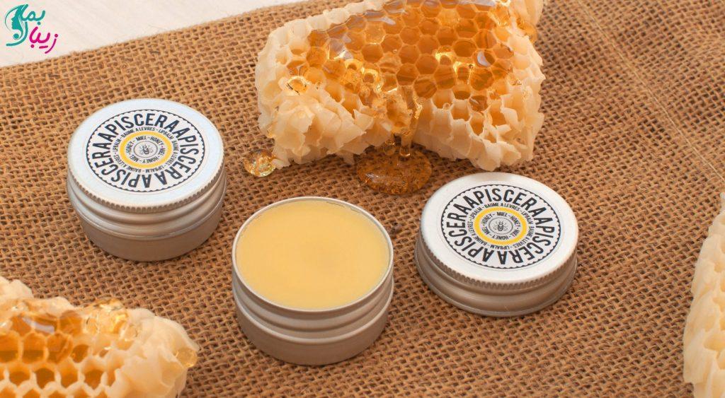 ماسک با موم زنبور عسل برای پوست