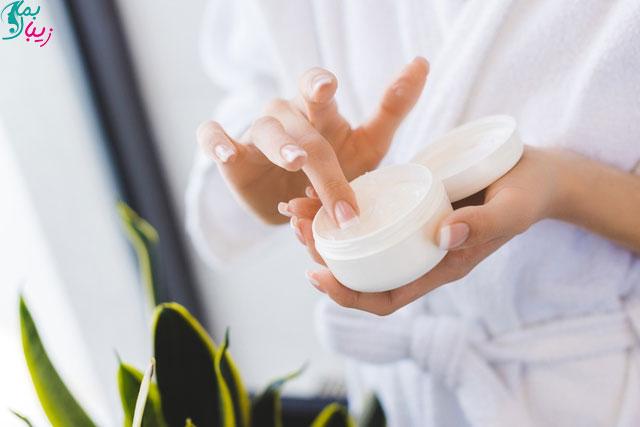 درمان خانگی برای رفع تیرگی کشاله ران