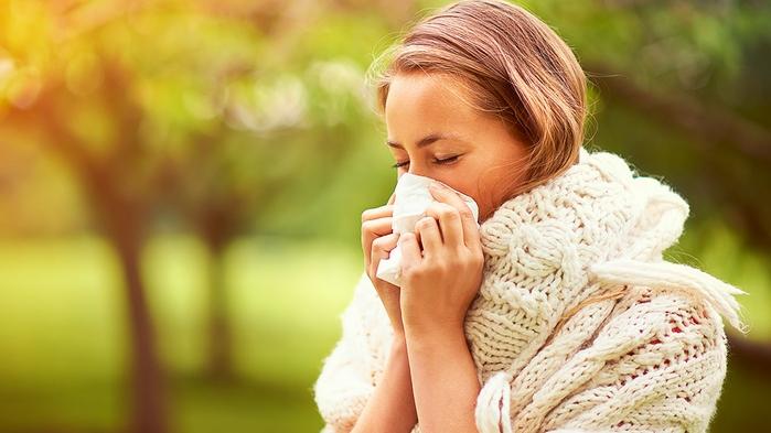 سرماخوردگی و آنفولانزا در زمستان