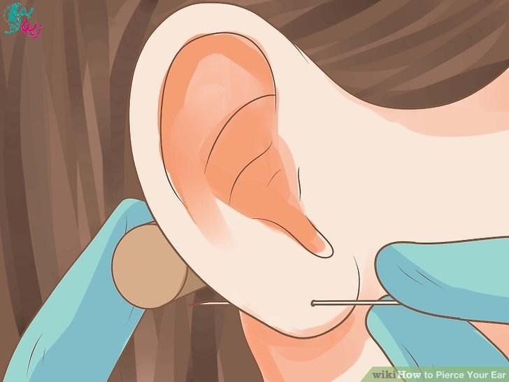 روش سوراخ کردن گوش در منزل