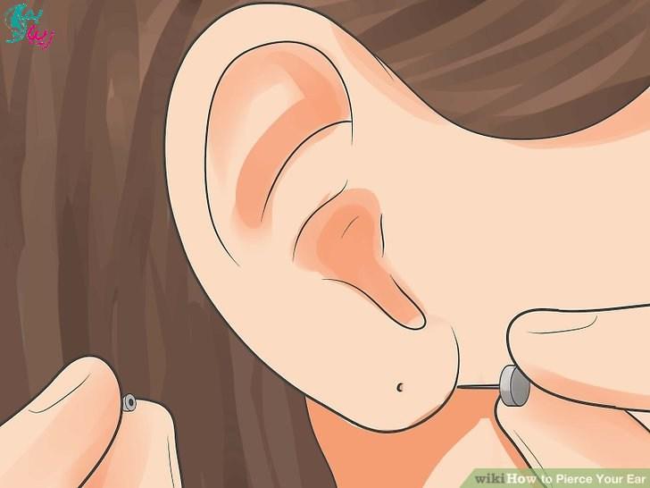 عوض کردن گوشواره یا پیرسینگ بعد از شش هفته