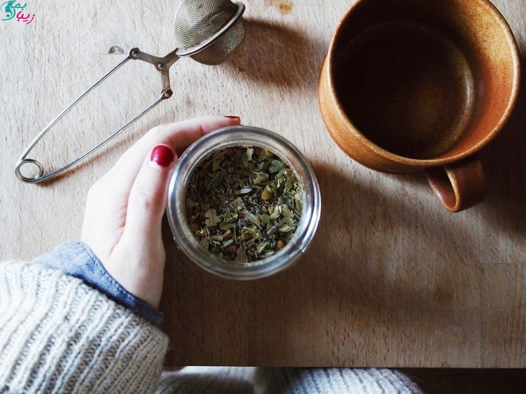 چه دمنوشی برای درمان سردرد مفید است