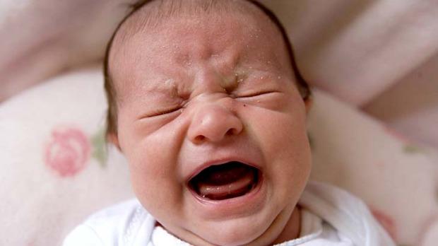 درمان تنفس سریع در نوزادان