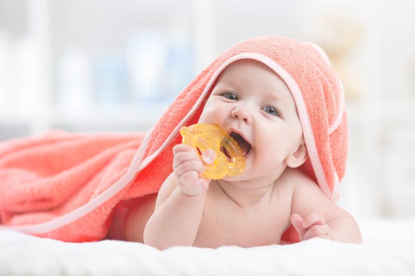 درمان درد دندان درآوردن کودک