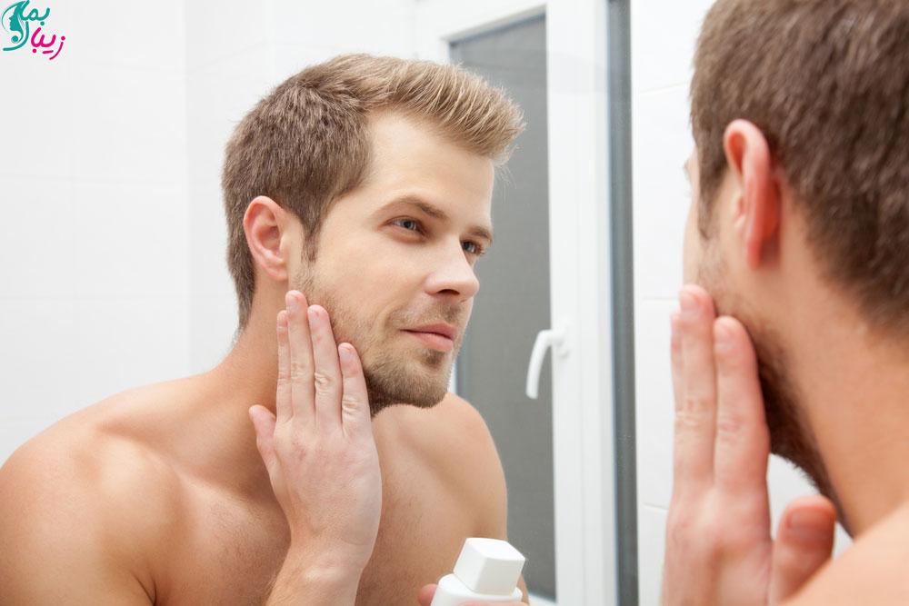 راه های مراقبت از پوست آقایان