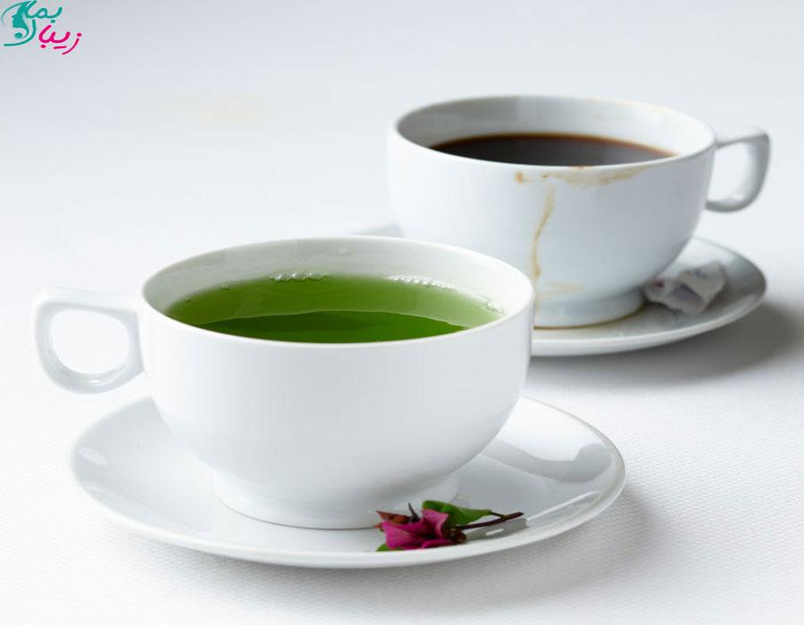 تاثیر قهوه و چای سبز بر دیابت