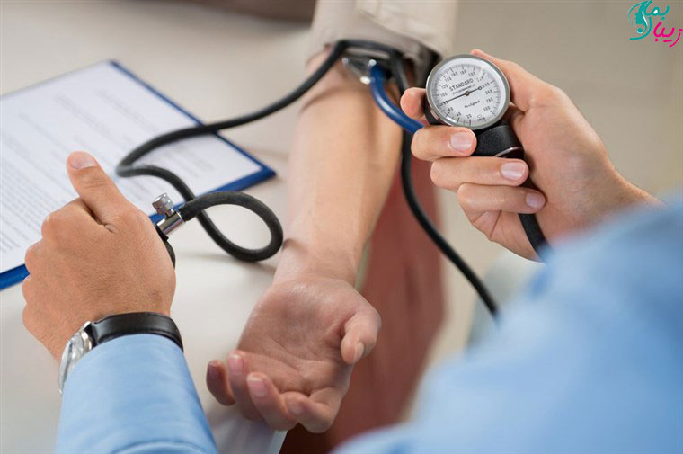 فشار خون دیاستولیک بالا