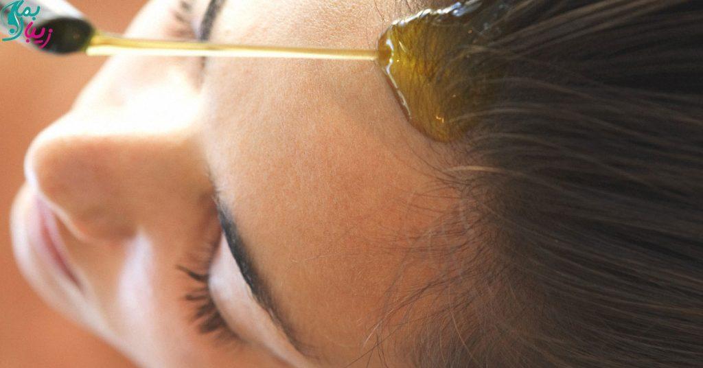 درمان قرمزی پوست سر