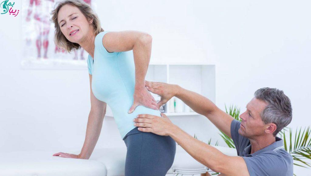 درد مفصل ران و پا ، التهاب تاندون