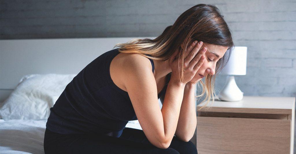 درمان سرگیجه قبل از پریود