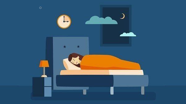اصول بهداشت خواب